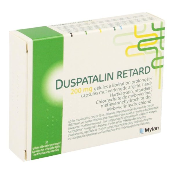 PhamilyPharma Webshop Duspatalin Retard 200 mg 30 tabletten